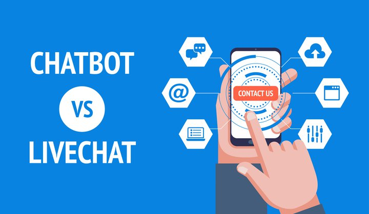 Negli e-commerce chat e chatbot posso coesistere? Funzionano?